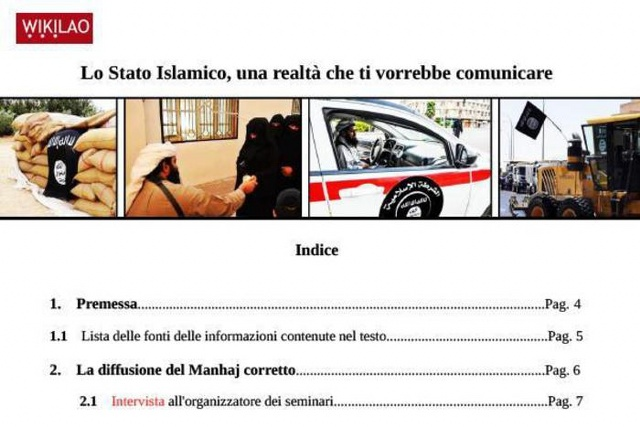 isis-manuale-italian