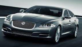 Radar e allarmi auto dei sistemi Jaguar tecnologia