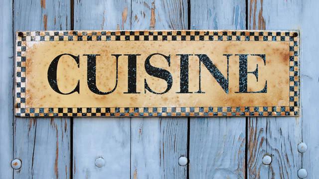 Roma: gastronomia francese dal 16 al 19 Marzo 2015