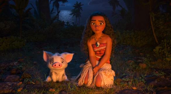 Oceania nuovo cartone animato disney pictures trama