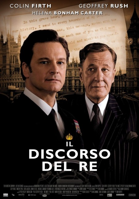 Streaming film il discorso del re