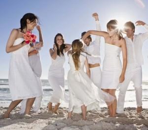 Matrimonio da spiaggia