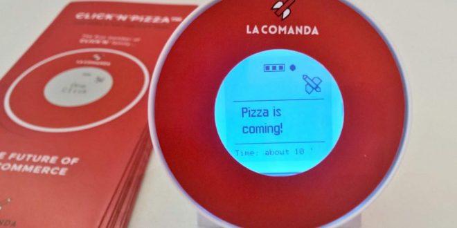 Ordina una pizza direttamente dal tuo frigorifero prezzo