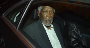 Morgan Freeman a Matera.
