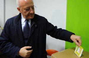 Primarie Campania: De Luca, ultima occasione per rilancio